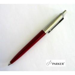Kugelschreiber Parker t-Ball Jotter Geh. rot Mine blau / 1 St.