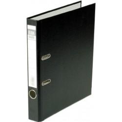 Ordner Elba Rado Brillant 10414 A4 Rückenschild einsteckbar schwarz 5cm