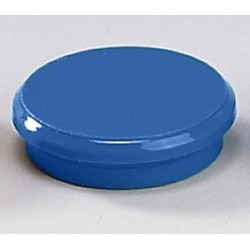 Magnete rund Ø 32mm Haftkraft 800g blau (10 Stück)