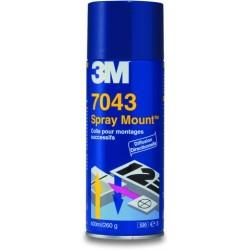 Sprühkleber 3M Spray-Mount Dose 400ml FCKW-frei ablösbar