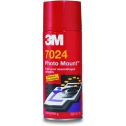 Sprühkleber 3M Foto-Mount 400ml permanent (1 Dose)