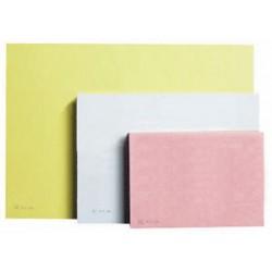 Karteikarten blanko DIN A4 Karton 205 g/m² weiß (Pckg. á 100 Stück)