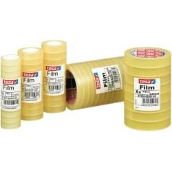 Klebefilm 19mmx66m TESA farblos transparent 8 Rollen