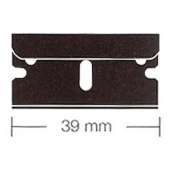 Ersatzklinge f. Cutter Martor 44144 39mm breit x 0,30mm 10 Stück