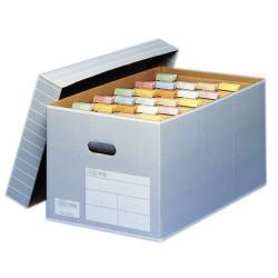 Umzugskarton ELBA Tric 83427 grau/weiß 33 x 58,5 x 30 cm 5 St.