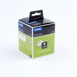 Adressetiketten f. Dymo LabelWriter 89x36 weiß S0722400 /1 Pckg