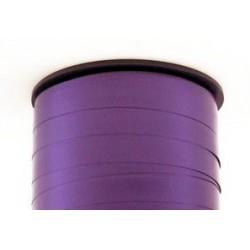 Geschenkband Ringelband 10mmx250m Lila 610 / 1 Rolle