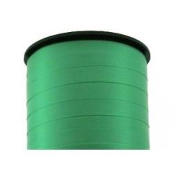 Geschenkband Ringelband 10mmx250m Grün 607 / 1 Rolle