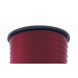 Geschenkband Ringelband 10mmx250m Bordeaux 18 / 1 Rolle