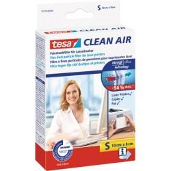 Feinstaubfilter CLEAN AIR TESA Größe S 10 x 8 cm für Drucker