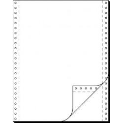 """EDV-Papier 12""""x240mm 2-fach blanko LP SD Sigel 32242 (1000 BLATT)"""