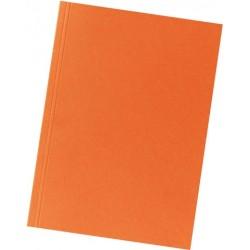 Aktendeckel Karton 250g A4 orange  1 Stück