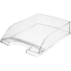 Ablagekorb f. A4 und Folio PVC Leitz 5226 glasklar / 1 Stück