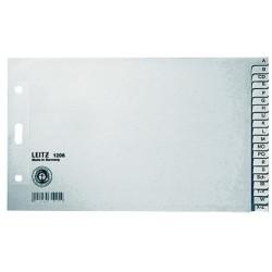 Register Leitz 1206 A-Z A5 quer Papier 20 Blatt grau (1 St.)