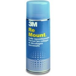 Sprühkleber 3M Creativ Mount ablösbar 400ml Dose