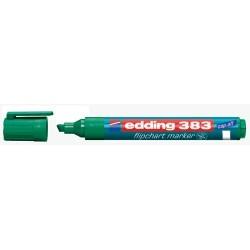 Flipchartmarker Edding 383 1 - 5 mm nachfüllbar grün / 1 St.