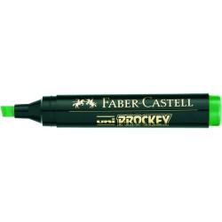 Universalmarker Uni Prockey Ksp. 3-6mm wasserfest grün Faber Castell