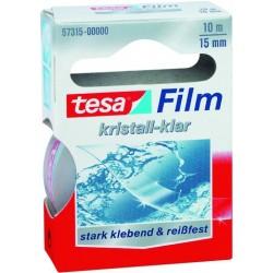 Klebefilm Tesa 15mmx10m Multi-Film kristallklar / 1 Rolle