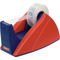 Tischabroller TESA Easy Cut® für Rollen bis 19mmx33m rot/blau schwer