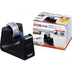 Tischabroller TESA 33m x 19mm Sparpack mit 1 Rolle Tesafilm