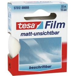Klebefilm Tesa 33mx19mm Document PP beschriftbar 1Ro.