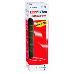 Klebefilm Tesafilm Tesa Office 15 mm x 10 m (1 Rolle)