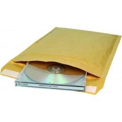 SUMO® Papierpolstertaschen GR.CD braun Karton á 100 St.