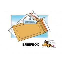 BRIEFBOX VERSANDTASCHEN FÜR DIN A5 176x250mm  mittl. Ausführ. BRIBO1 (200 St.)