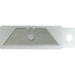 Ersatzklinge Trapezklingen für Cuttermesser 18mm (Pckg.=10 St.)