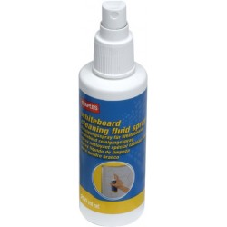 Reinigungsspray für Schreibtafeln Whiteboards 250ml Pumpzerstäuber
