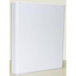 Präsentations-Ringbuch A4 weiß 4-Ring 25mm Rücken (1 St.)
