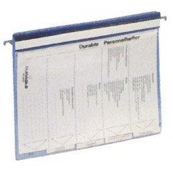 Personalhefter Hängehefter Durable 2555 hellblau  / 1 Stück
