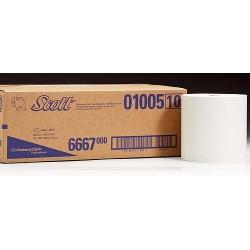 Papierhandtuch SCOTT Airflex® 1lg. Rolle 20cmx304m weiß 6 Ro.