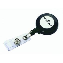 Ausweishalter mit Aufrollautomatik Durable Pckg. á 10 Stück