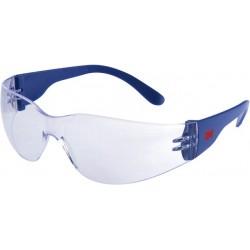 Schutzbrille 3M Klassik AS/AF/UV mit variablen Bügeln Tönung klar