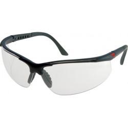 Schutzbrille 3M Premium AS/AF/UV mit Bügeln Tönung klar