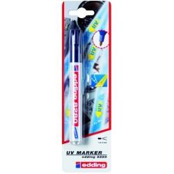 Sicherheitsmarker Edding 8280 1,5-3mm securitas UV-Marker 1St.