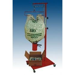 Fahrbarer Galgenwagen für Verpackungchips