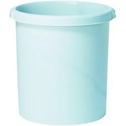 Papierkorb HAN Mülleimer PP 30 Liter rund lichtgrau (1 Stück)