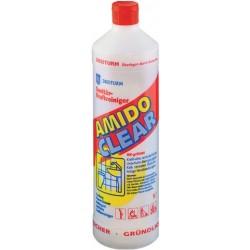 Sanitärreiniger Dreitrum AMIDO CLEAR flüssig 1 Liter Rundflasche