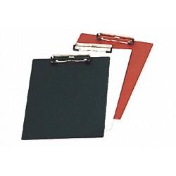 Klemmbrett Veloflex PVC Klemme kurze Seite A4 23x34cm schwarz