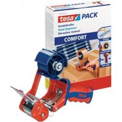 Tesa Handabroller für Klebeband 50mmx66m Comfort