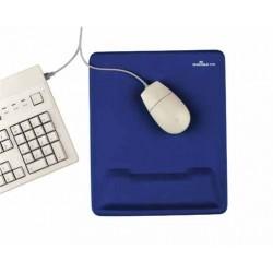 Mousepad Durable Ergotop mit Gel 25,7 x 31 cm 8,5 mm blau 1St