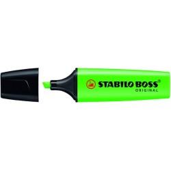 Textmarker Stabilo Boss Keilspitze 2 - 5 mm grün / 1 St.
