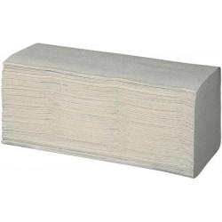 Handtücher Papierhandtücher Format 24,5x33cm 1lg. natur Krepp C-Falz VE=3640 St.