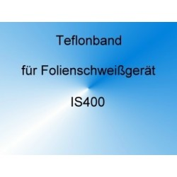 Teflonband für Folien-Impulse-Schweißgerät (1 Stück)