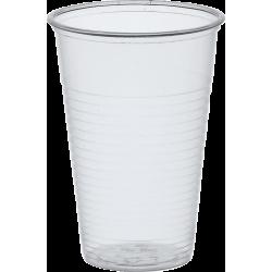 Trinkbecher Becher PS 300ml transparent 70 Stück