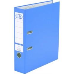 Ordner A4 Elba Rado Kunststoff-Einband hellblau 8cm (1 Stück)
