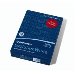 Kopierpapier A4 80g recycling Steinbeis EvolutionWhite RC weiß (500 Blatt)