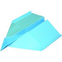 Kopierpapier A4 80g intensiv wasserblau hf (500 Blatt)
